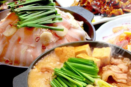 選べる鍋コース【飲み放題付き】写真