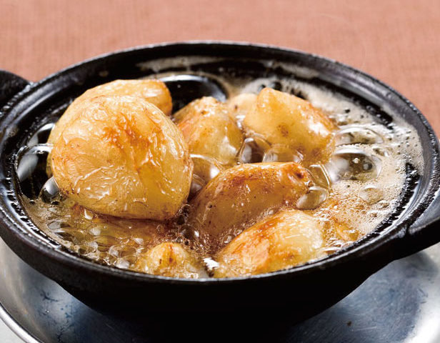 にんにく鍋
